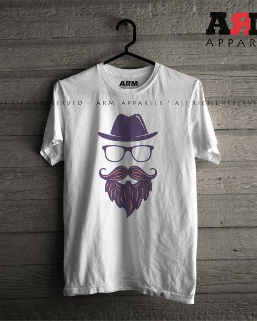 BeardMan-01HS_White