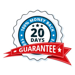 20 days money back guarantee